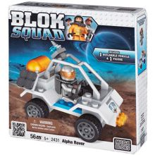 Blok Squad Space Vehicle 02431