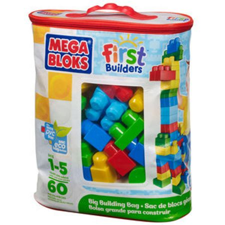 First Builders Big Building Bag 60pc