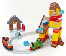 Junior builders percy`s brave tale