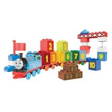 Junior builders 123 thomas train