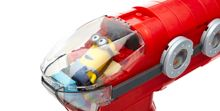 Mega Bloks Minion Movie Supervillain Jet