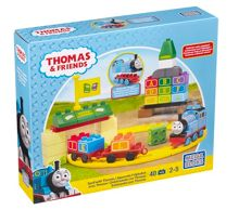 Thomas the Tank Engine Mega Bloks ABC Spell With Thomas