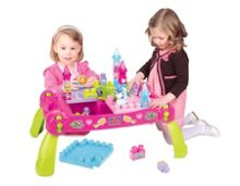 Lil` princess fairytale forest table