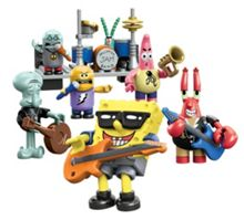 Spongebob Squarepants Rock Band Figures