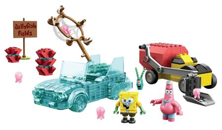 Spongebob Spongebob squarepants boatmobile rescue