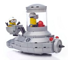 Despicable Me Minion Mobile - 194 Pieces
