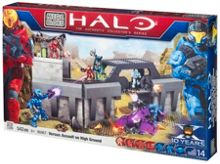 Mega Bloks Halo Attack on High Ground 96967U