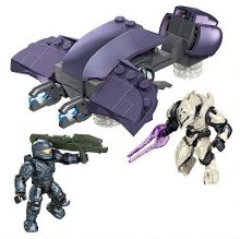 Mega bloks halo rapid attack ghost