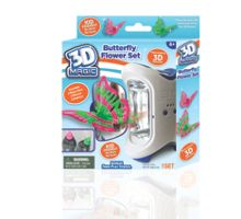 Butterfly and Flower Activity Pack