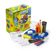 Crayola Cling Creator Art Set
