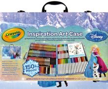 Crayola Disney Frozen Inspiration Art Case