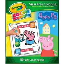 Crayola Peppa Pig Colour Wonder