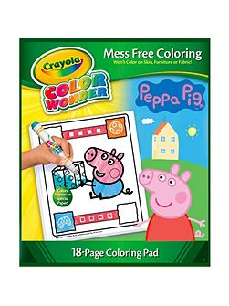 Peppa Pig Colour Wonder