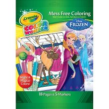 Crayola mess free colour wonder