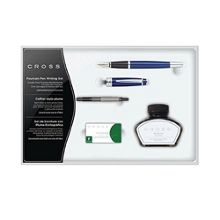 Cross Bailey lacquer fountain pen gift set