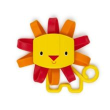 Bright Starts Oball Roar-O-Rattle Lion
