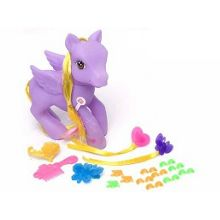 Light up pony playset