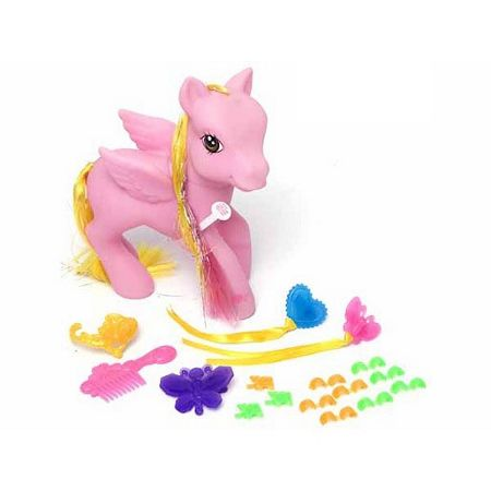 Boley Light up pony playset