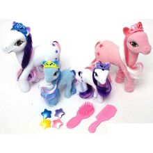 Boley Fantasy pony playset 13 pieces