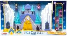Foldable Ice Castle - Light & Sound