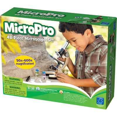 Geosafari Micropro 48pc Microscope set