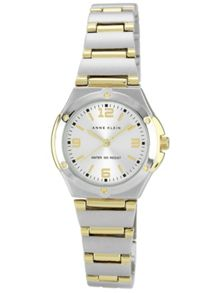Anne Klein Two Tone Bracelet Watch