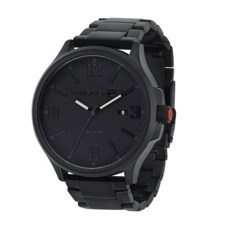 Quiksilver Black The Beulka Watch