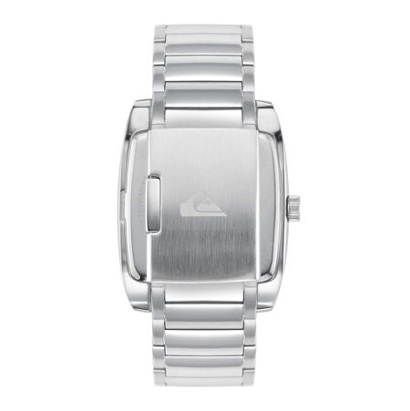 Quiksilver Silver The Quad Watch