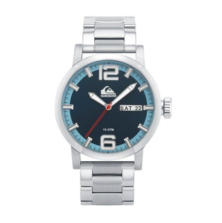 Quiksilver Silver The Sentinel Watch