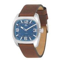 Quiksilver Brown The Bruiser Watch