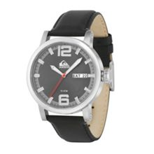 Quiksilver Black The Sentinel Watch