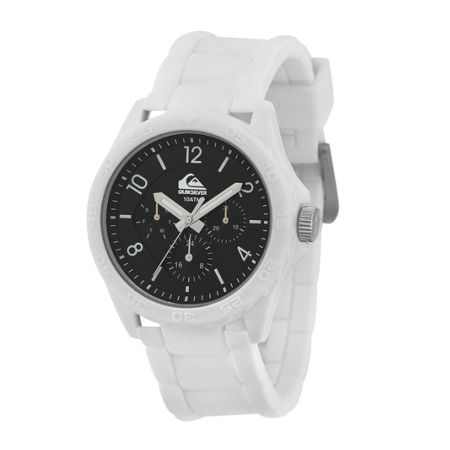 Quiksilver White The Summit Watch