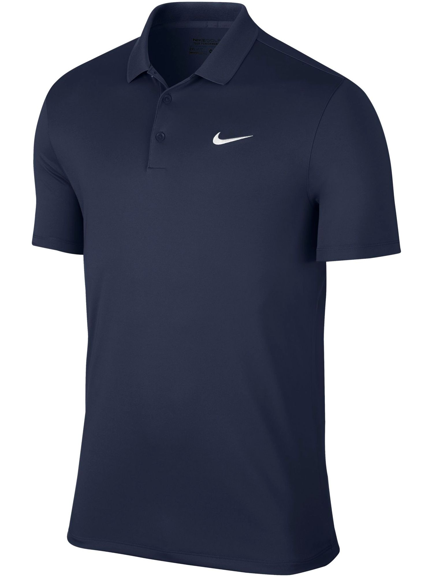 Men's Nike Golf Victory Solid Polo, Blue