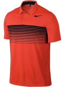 Nike Mobility Speed Stripe Polo