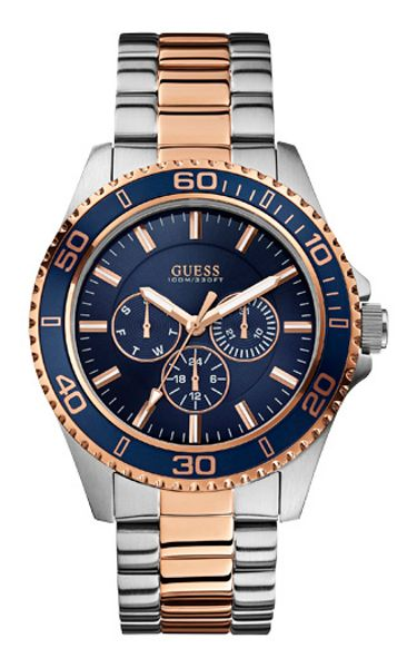 Guess Gents` Sport Watch