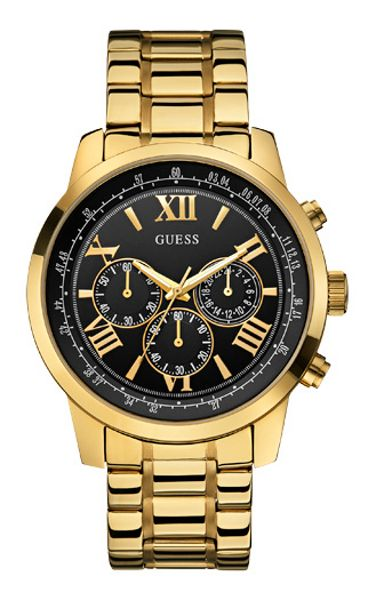 Guess Gents` Dress Watch