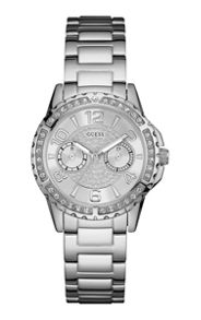 Guess W0705l1 ladies` bracelet sport watch