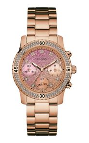Guess W0774L3 Ladies` Sports Watch