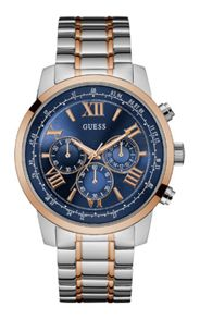 Guess W0379g7 men`s bracelet dress watch