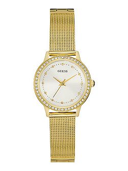 W0647l7 ladies` bracelet dress watch