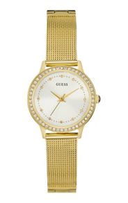 Guess W0647l7 ladies` bracelet dress watch