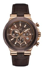 Gc Y23009g4 gents` dress watch