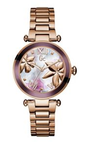 Gc Y21002l3 ladies` dress watch