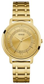 Guess W0933l2 ladies metal bracelet watch