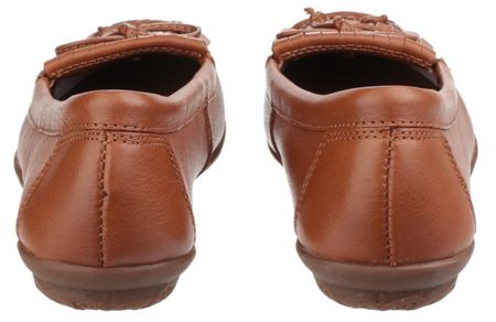Hush Puppies Ceil mocc kilty slip on shoes