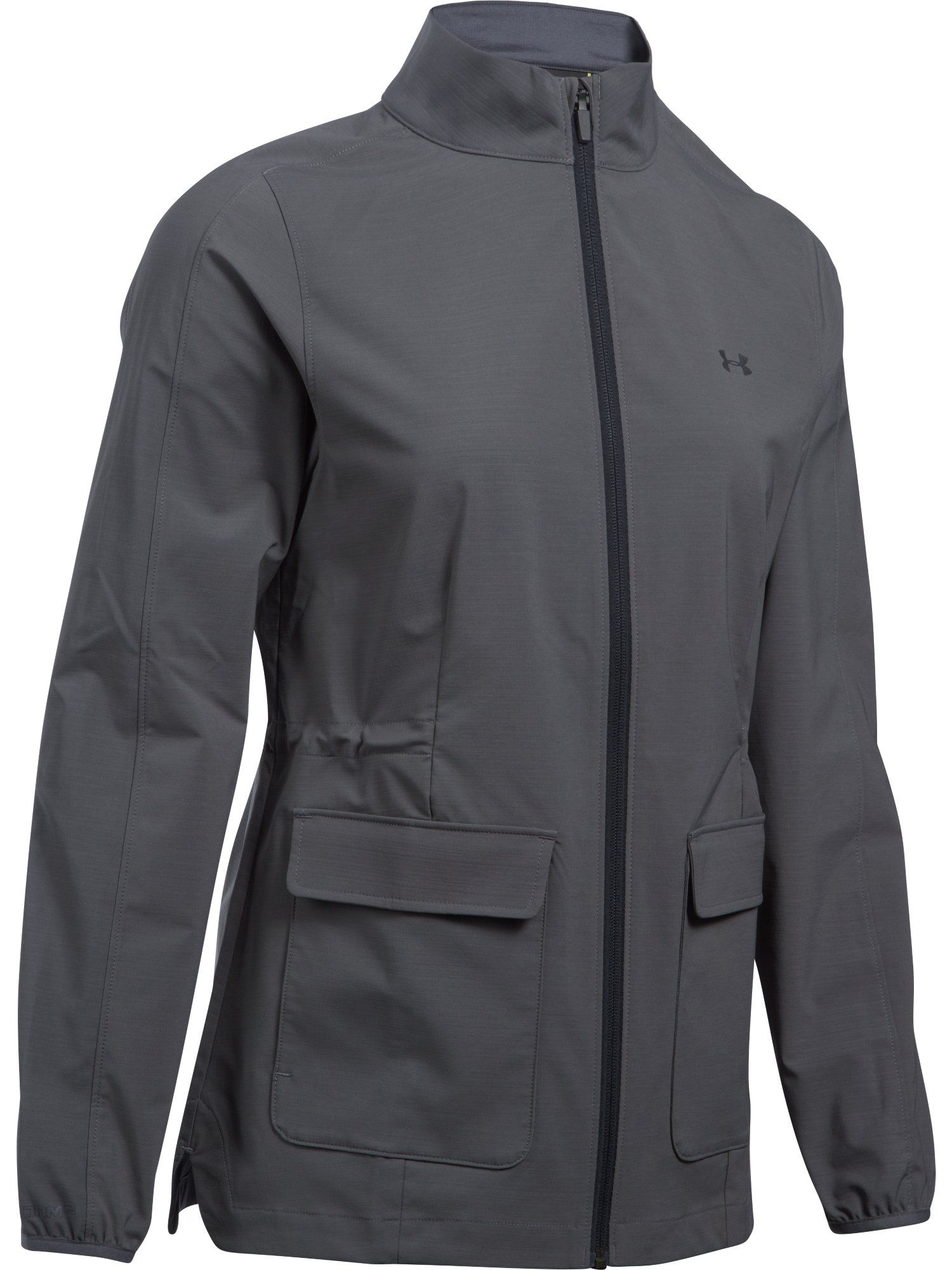 Under Armour Storm Windstrike Full Zip Jacket, Grey