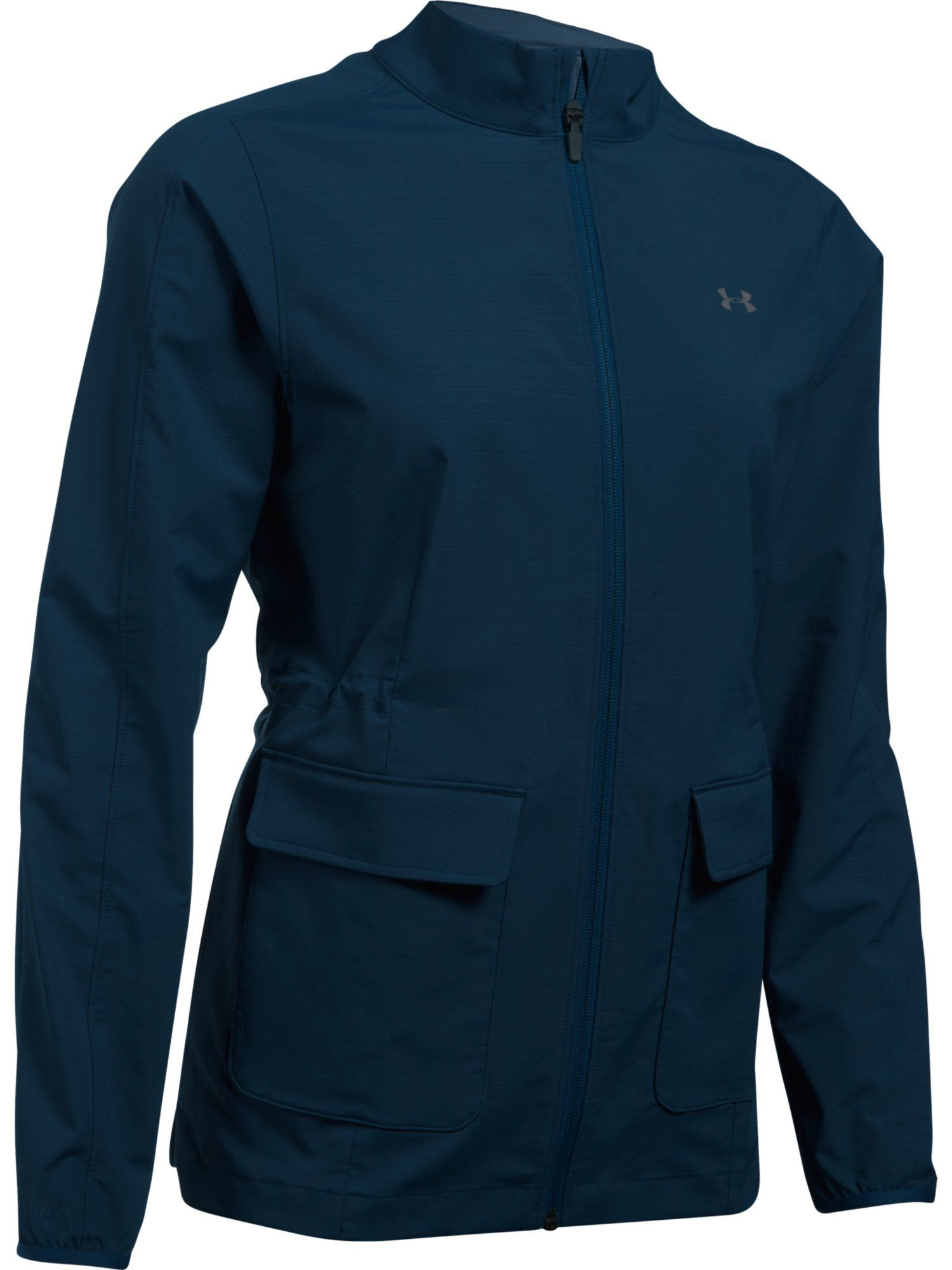 Under Armour Storm Windstrike Full Zip Jacket, Blue