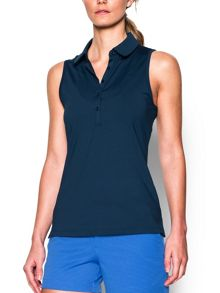 Under Armour Zinger Sleeveless Polo