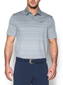 Under Armour Trajectory Stripe Polo