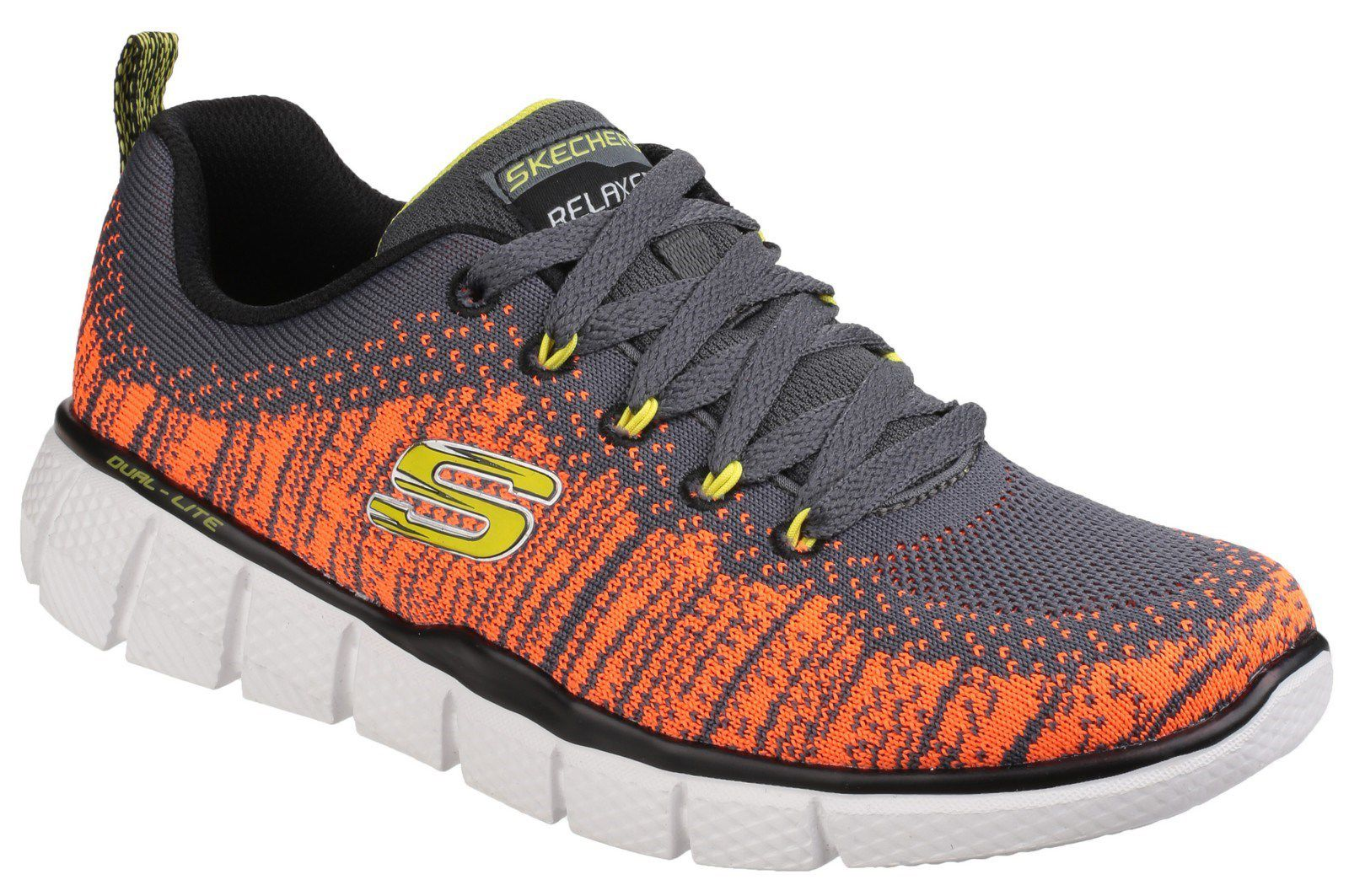 Skechers Equalizer 2.0  Perfect Game Charcoal